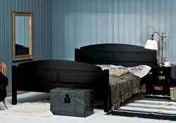 BJORLI seng 180x 200 cm Malt , Pris gjelder kun 1 seng.-0